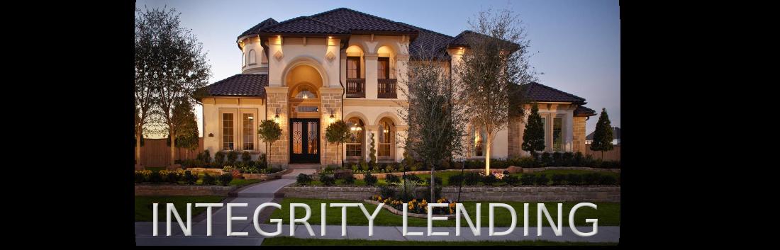 Integrity Lending